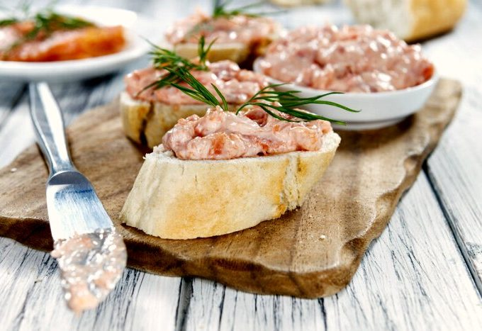 Crock-Pot Salmon Dip