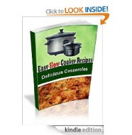 Kindle Easy Slow Cooker Recipes
