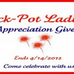 Crock-Pot Ladies Fan Appreciation Giveaway – Win a $10 Starbucks E-Gift Card Ends 4/14