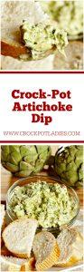Crock-Pot Artichoke Dip