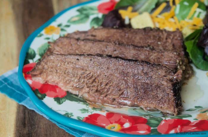 Crock-Pot Beef Brisket