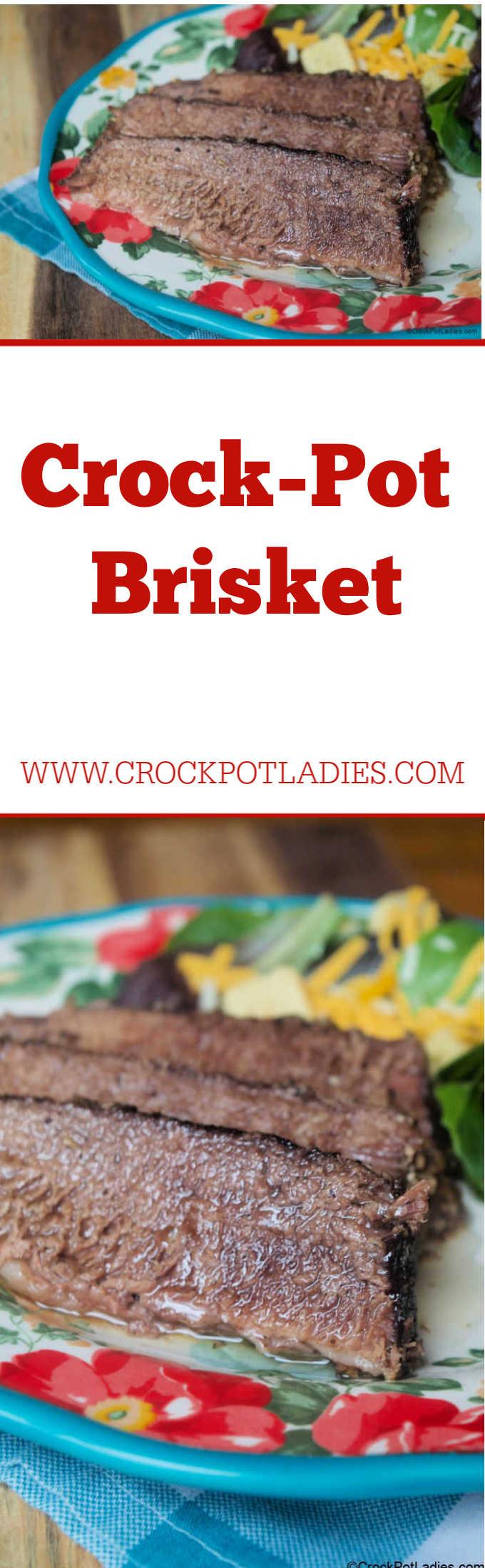 Crock-Pot Brisket