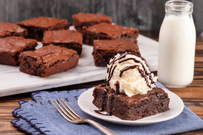 Crock-Pot Brownies