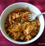 Crock-Pot Italian Chicken Noodle Casserole2