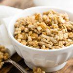 Crock-Pot Maple and Pecan Granola