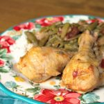 Crock-Pot Smothered Chicken Drumsticks