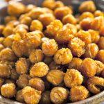 Crock-Pot Roasted Garbanzo Beans