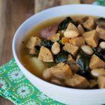Crock-Pot Veggie Sausage Stew