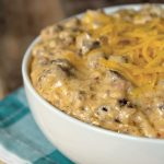Crock-Pot Bacon Cheeseburger Dip