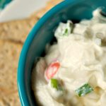 Crock-Pot Crab Rangoon Dip