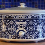 Blue Crock-Pot 400