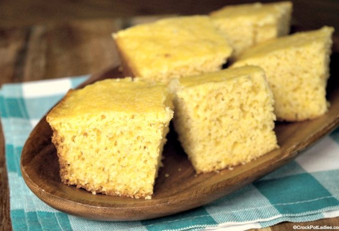 Crock-Pot Cornbread