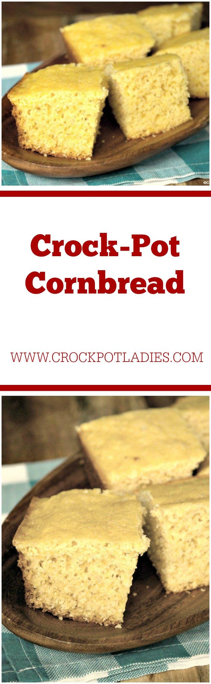 Crock-Pot Cornbread