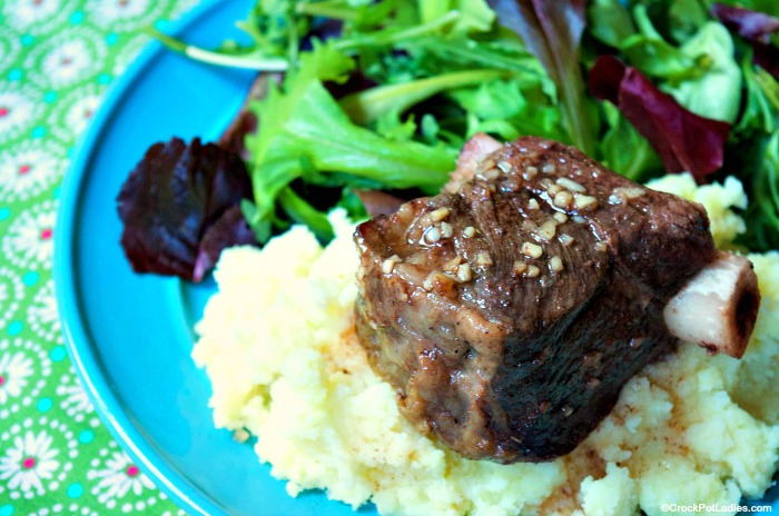 Crock-Pot Short Ribs