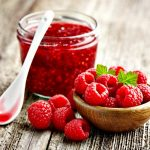 Crock-Pot Raspberry Preserves