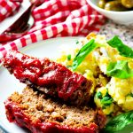 Crock-Pot Easy Meatloaf