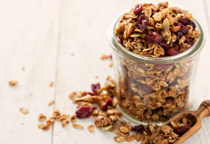 Crock-Pot Pumpkin Pie Granola