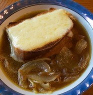 crock-pot quick and easy french onion soup