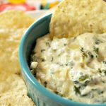 Crock-Pot Spinach and Artichoke Dip