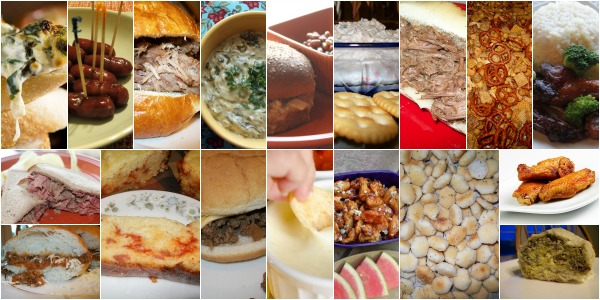 30 CrockPot Super Bowl Recipes
