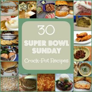 30 Super Bowl Sunday Crock-Pot Recipes