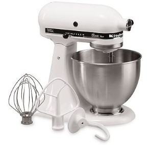 SpringIntoSavings Pinterest Contest: Win a Kitchen-Aid Stand Mixer!