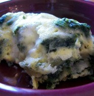 crock-pot cream spinach and mozzarella quiche