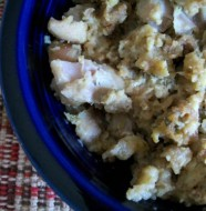 crock-pot easy chicken and stuffing