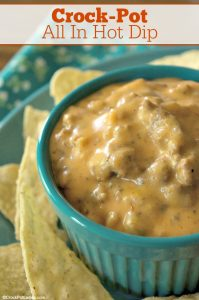 Crock-Pot All In Hot Dip