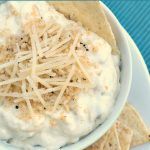 Crock-Pot Jalapeño Popper Dip - The perfect recipe for parties this easy crockpot recipe is one of the BEST recipe for cream cheese and spicy goodness. Use your small 3 quart slow cooker for this recipe or double or triple the recipe to serve a larger crowd! {Vegetarian, Gluten Free Option, Low Carb, and Low Sugar) | CrockPotLadies.com