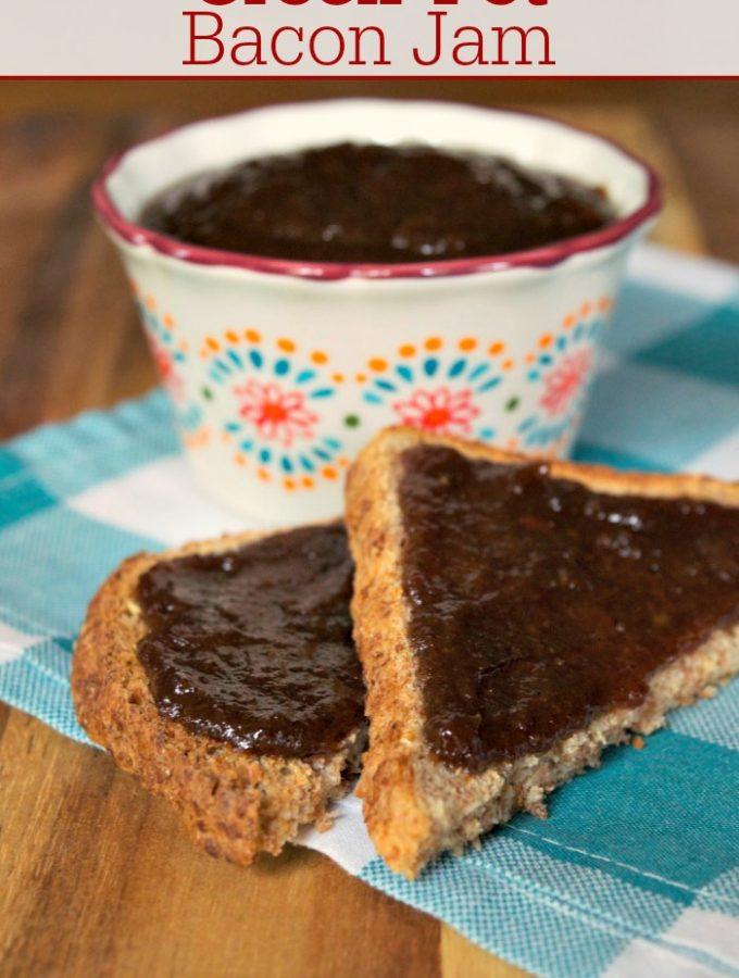 Crock-Pot Bacon Jam