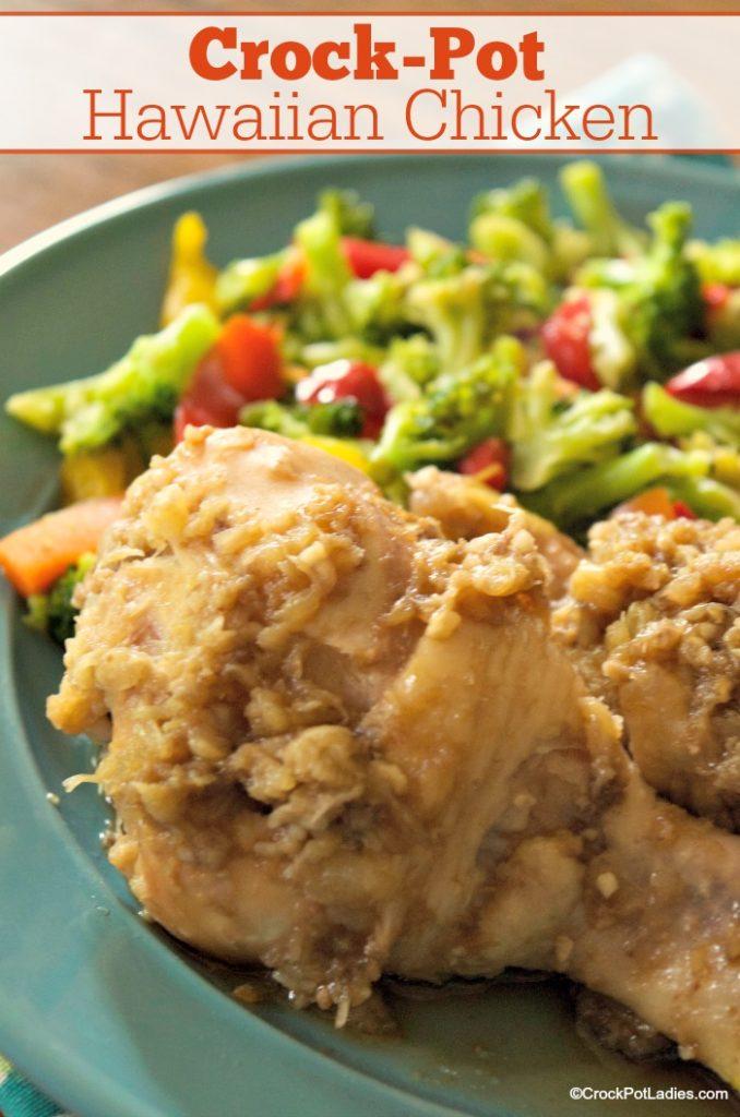 Crock-Pot Hawaiian Chicken