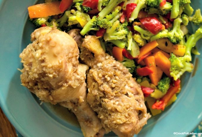 Crock-Pot Hawaiian Chicken