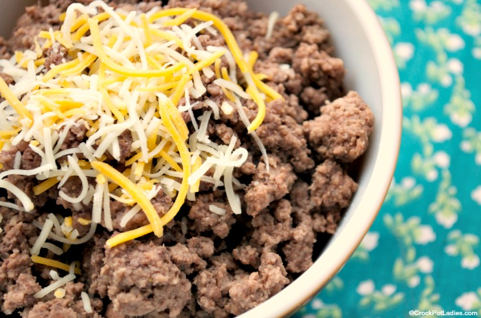 Crock-Pot Easy Taco Meat