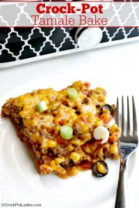 Crock-Pot Tamale Bake