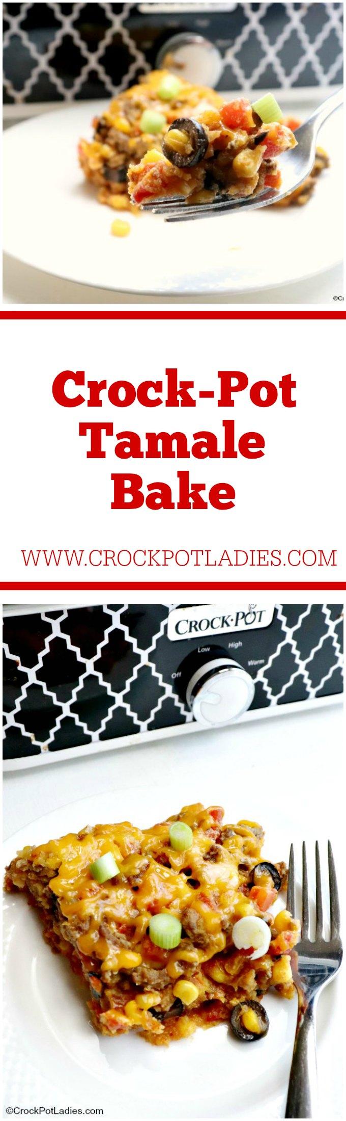 Crock-Pot Tamale Bake