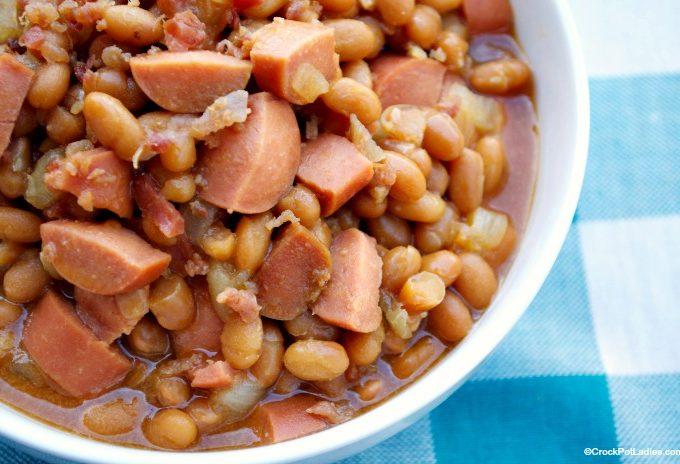 Crock-Pot Beanie Weenies