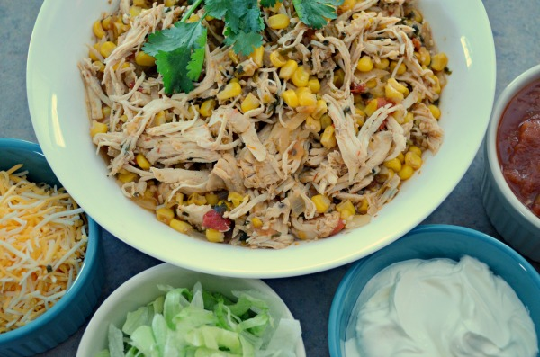 Crock-Pot Cilantro Lime Chicken