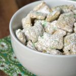 Crock-Pot Sugar Cookie Party Mix
