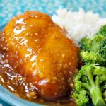 Crock-Pot Brown Sugar Garlic Chicken