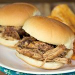 Crock-Pot Brown Sugar Pulled Chicken