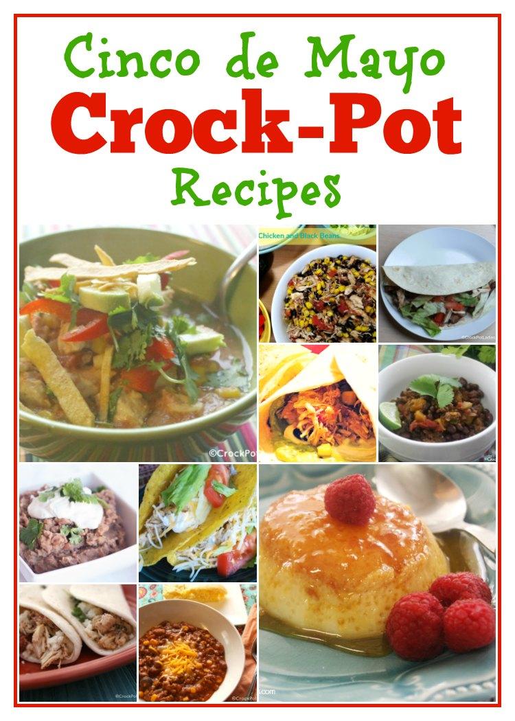Cinco De Mayo Crock Pot Recipes Crock Pot Ladies