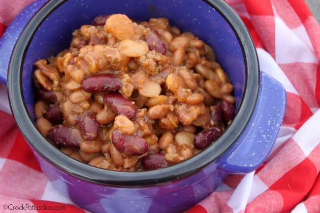 Crock-Pot Calico Beans