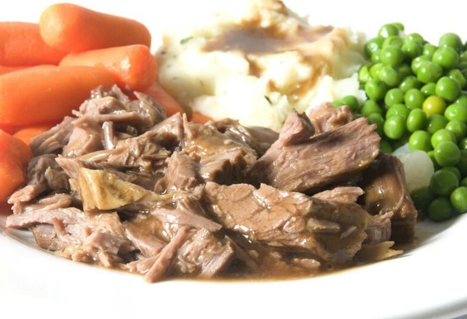 Crock-Pot 3 Ingredient Pot Roast