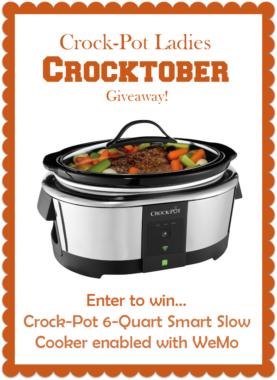 Crocktober 2014 Giveaway