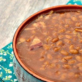 Crock-Pot BIG POT of Baked Beans