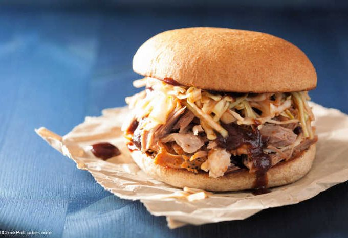 Crock-Pot Brown Sugar Pulled Pork