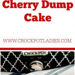 Crock-Pot Cherry Dump Cake