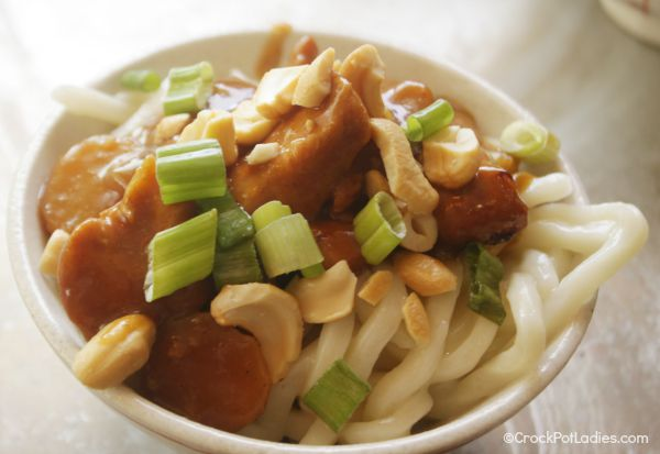Crock-Pot Cashew Chicken