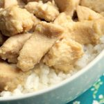 Crock-Pot Easy Garlic Brown Sugar Chicken